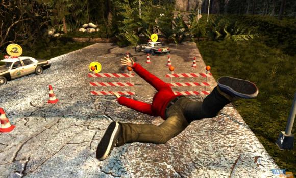 Flatout - Stuntman Ekran Görüntüleri - 6