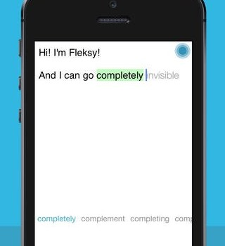 Fleksy Ekran Görüntüleri - 1