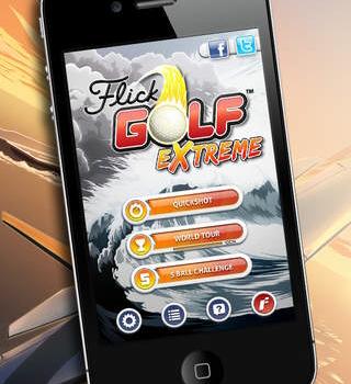 Flick Golf Extreme! Ekran Görüntüleri - 2