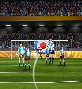 Flick Soccer 15 Ekran Görüntüleri - 5
