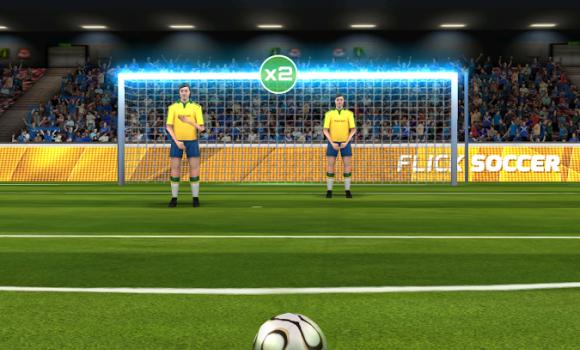 Flick Soccer 15 Ekran Görüntüleri - 4