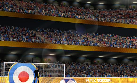 Flick Soccer 15 Ekran Görüntüleri - 2