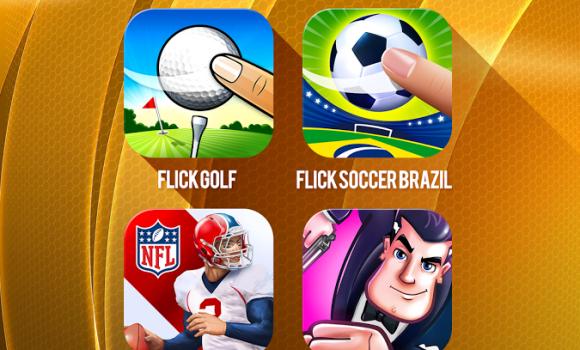 Flick Soccer 15 Ekran Görüntüleri - 1
