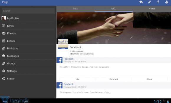 Flipster for Facebook Ekran Görüntüleri - 5