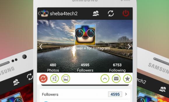 Followers + For Instagram Ekran Görüntüleri - 3