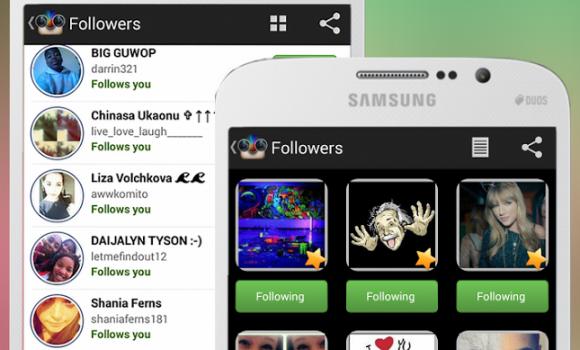 Followers + For Instagram Ekran Görüntüleri - 4