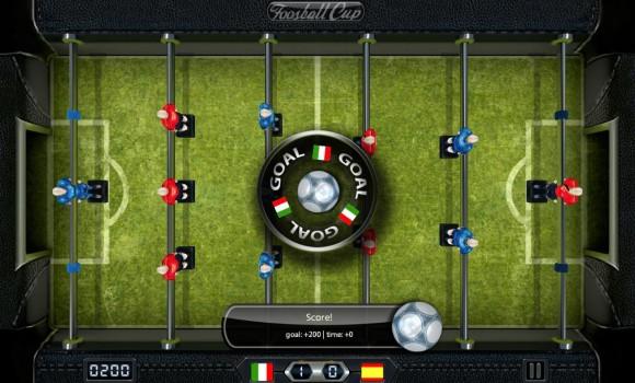 Foosball Cup Ekran Görüntüleri - 3