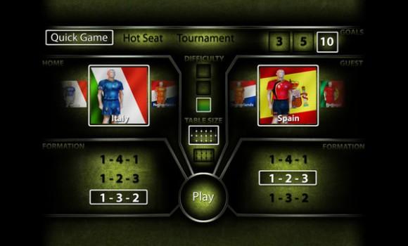 Foosball Cup Ekran Görüntüleri - 2