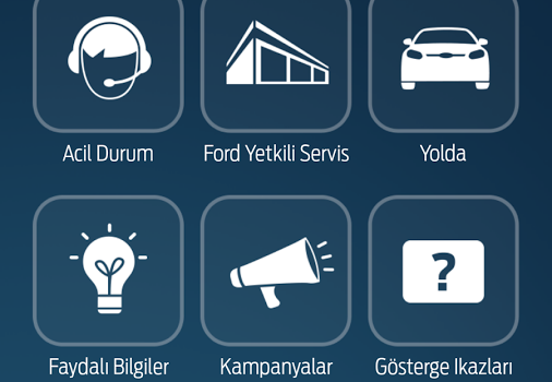 Ford Service Ekran Görüntüleri - 5
