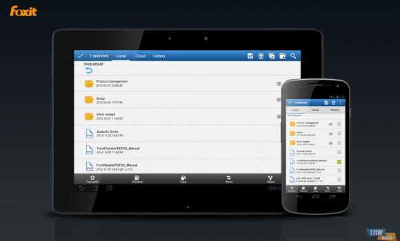 Foxit Mobile PDF Ekran Görüntüleri - 5