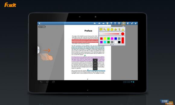 Foxit Mobile PDF Ekran Görüntüleri - 4