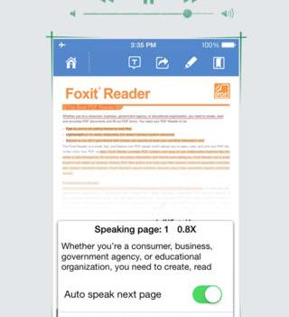 Foxit Mobile PDF Ekran Görüntüleri - 3