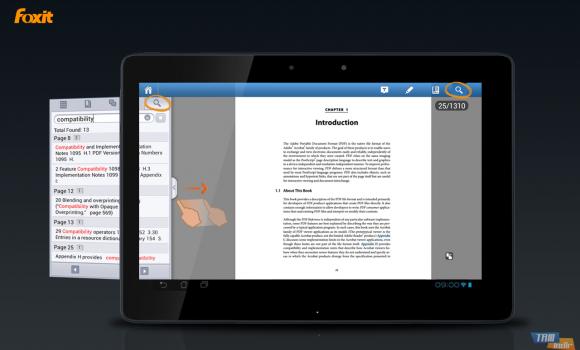 Foxit Mobile PDF Ekran Görüntüleri - 1