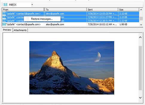 Free Gmail Backup Ekran Görüntüleri - 3