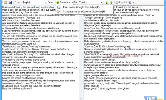 Free Language Translator Ekran Görüntüleri - 1