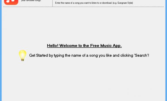 Free Music Ekran Görüntüleri - 1