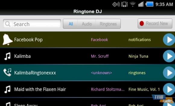 Free Ringtone Maker Ekran Görüntüleri - 3