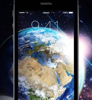 Free Wallpapers for iOS 7 Ekran Görüntüleri - 1