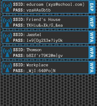 FREE WiFi Password Recovery Ekran Görüntüleri - 5