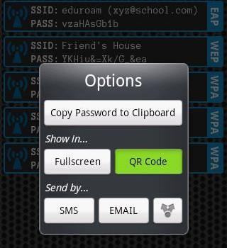 FREE WiFi Password Recovery Ekran Görüntüleri - 4
