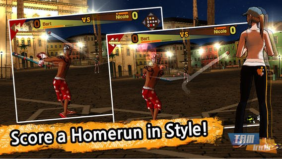 Freestyle Baseball Plus Ekran Görüntüleri - 1