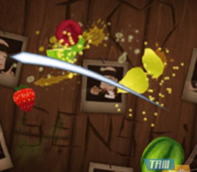 Fruit Ninja Lite Ekran Görüntüleri - 1
