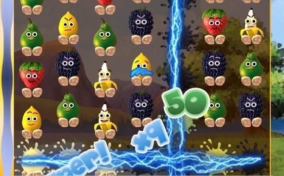 Fruit Swipe! Ekran Görüntüleri - 2