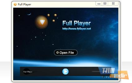 Full Player Ekran Görüntüleri - 1