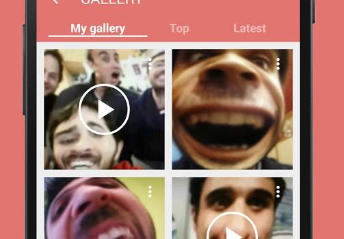 Funny Camera Ekran Görüntüleri - 5