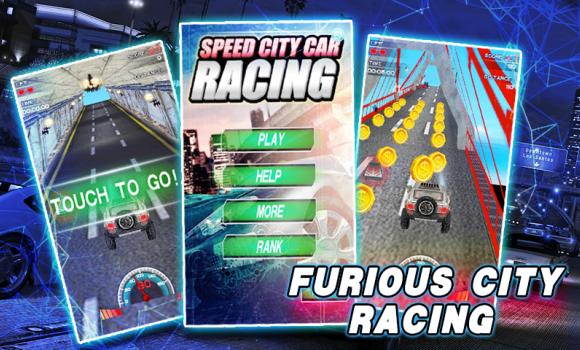 Furious City Racing Ekran Görüntüleri - 3