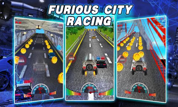 Furious City Racing Ekran Görüntüleri - 2