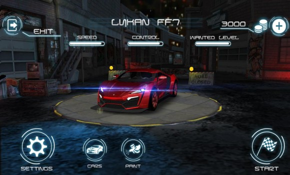 Furious Racing Ekran Görüntüleri - 5