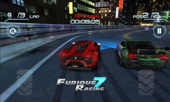 Furious Racing Ekran Görüntüleri - 3