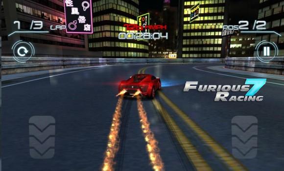Furious Racing Ekran Görüntüleri - 1