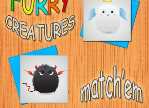 Furry Creatures Match'em Ekran Görüntüleri - 5