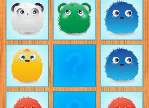 Furry Creatures Match'em Ekran Görüntüleri - 2