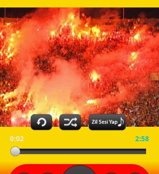 Galatasaray Marşları Ekran Görüntüleri - 3