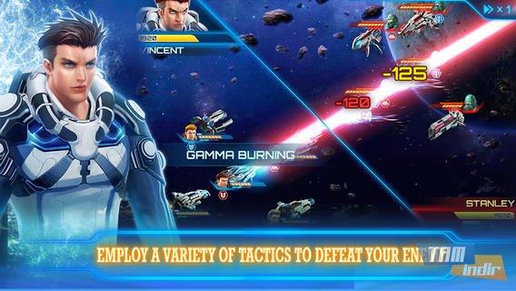 Galaxy Legend Ekran Görüntüleri - 1