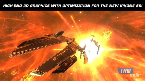 Galaxy on Fire 2 HD Ekran Görüntüleri - 5