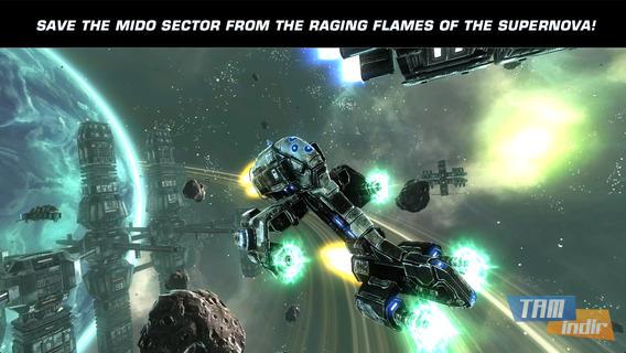 Galaxy on Fire 2 HD Ekran Görüntüleri - 4