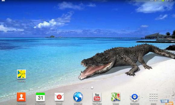 Galaxy S3 Karahindiba LWP Ekran Görüntüleri - 3