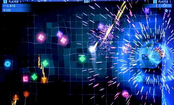 Geometry Wars 3: Dimensions Ekran Görüntüleri - 2