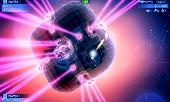 Geometry Wars 3: Dimensions Ekran Görüntüleri - 1