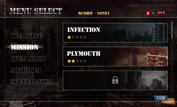 Ghost Sniper : Zombie Ekran Görüntüleri - 5