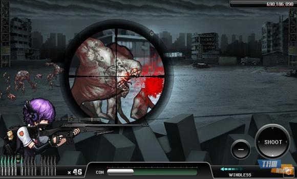 Ghost Sniper : Zombie Ekran Görüntüleri - 4