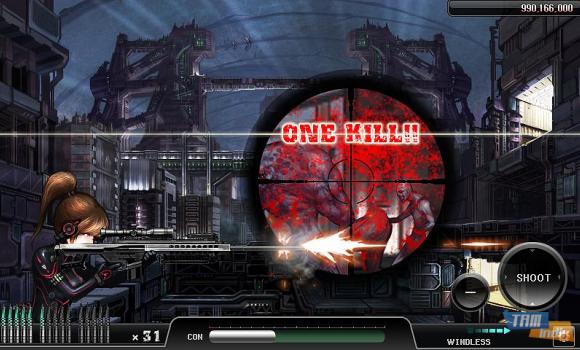 Ghost Sniper : Zombie Ekran Görüntüleri - 2