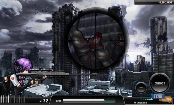 Ghost Sniper : Zombie Ekran Görüntüleri - 1