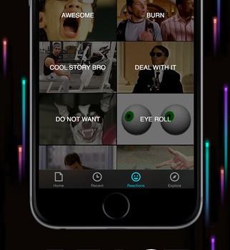 GIPHY For Messenger Ekran Görüntüleri - 2