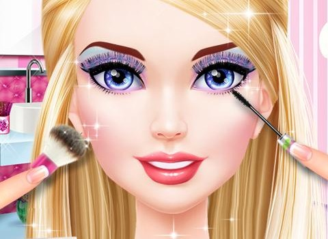 Glam Doll Makeover Ekran Görüntüleri - 5