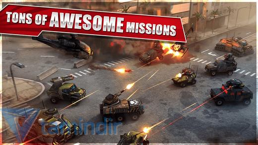 Global Assault Ekran Görüntüleri - 4